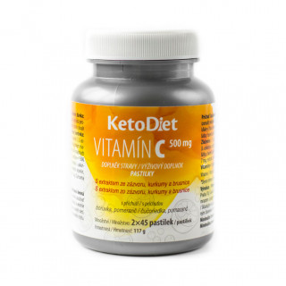 KetoDiet Vitamin C (90 tabliet)