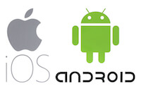 iOS a Android